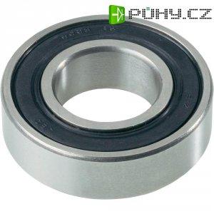 Radiální kuličkové ložisko UBC Bearing 61802 2Z, 15 mm / 24 mm, 28000 ot./min