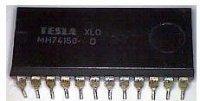 74150-16ti kanálový multiplexer, DIL24 /MH74150, MH74150S,MH54150,S/