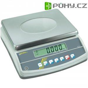 Stolní váha Kern GAB 12K0.1N max. váživost 12 kg rozlišení 0.1 g stříbrná