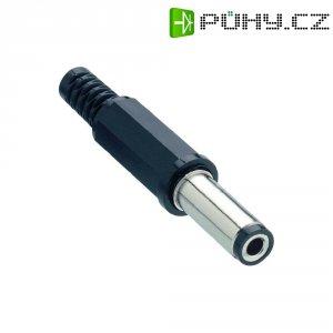 Napájecí konektor Lumberg XNES/J 250, zástrčka rovná, 5,5/5,5/2,5 mm