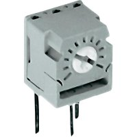 Cermetový trimr TT Electro, 2046502900, 5 kΩ, 0,5 W, ± 20 %