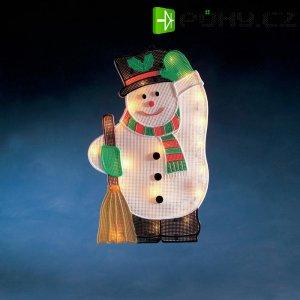 Svítící sněhulák Konstsmide, 20 LED