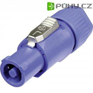 Síťová zásuvka Neutric PowerCon, 250 V, 20 A, modrá, NAC3FCA