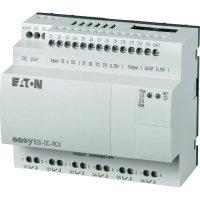 Řídicí reléový PLC modul Eaton easy 820-DC-RCX (256272), IP20, 12, 6x relé, 24 V/DC
