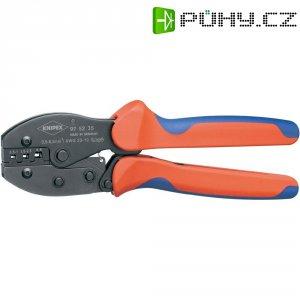 Krimpovací kleště na neizolované konektory Knipex 97 52 35, 0,5-6,0 mm²