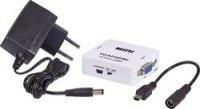 AV konvertor VGA zásuvka, jack zásuvka 3,5 mm ⇒ HDMI zásuvka SpeaKa Professional SP-VK/HD Upscaler SP-3957412