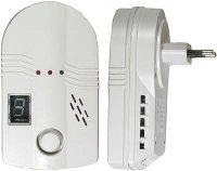 Alarm pro LPG,zemní a svítiplyn,alarm 85dB