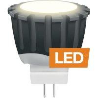 LED žárovka Ledon MR11, 28000319, GU4, 4 W, 12 V, teplá bílá