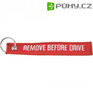 "Klíčenka Reely ""Remove before drive\"""