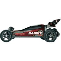 RC model Brushless Buggy Traxxas Bandit VXL, 1:10, 2WD, RtR 2,4 GHz