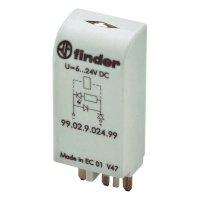 Odrušovací modul Finder 99.02.0.230.98, 110 - 240 V
