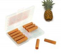 Elektronická cigareta - náplň Ananas 10ml (0,0mg Nikotin)