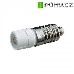 LED žárovka E5.5 Signal Construct, MEDE5563, 18 V, bílá, MEDE 5563