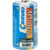 Akumulátor Conrad energy, NiMH , C, 4500 mAh