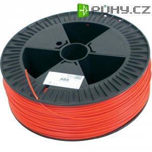 Náplň pro 3D tiskárnu, German RepRap 100205, ABS, 3 mm, 2,1 kg, červená