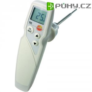 Vpichovací teploměr testo 105, -50 až +275 °C