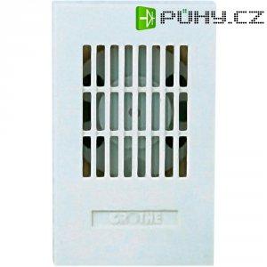 Zvonek Grothe LTW 1171A, 24082, 8 V/AC, 85 dBA, bílá