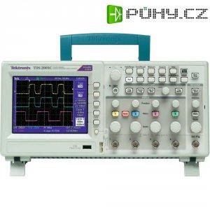 Digitální paměťový osciloskop Tektronix TDS2002C, 2 kanály, 70 MHz