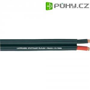 Kabel Lappkabel Ölflex® TRUCK 170 Twin, 2 x 6 mm², černý/červený