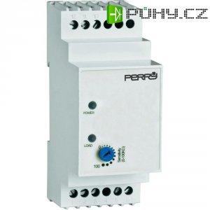 Hladinový senzor na DIN lištu Perry Electric 24 V 1CLRLE024/2, šedý