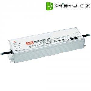 Vestavný spínaný zdroj MeanWell HLG-240H-24A LED, 24 VDC, 240 W