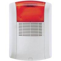 Alarmová siréna ABUS, SG1800, červená