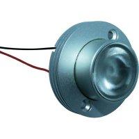 HighPower LED bodovka Signal Construct, QAUR1531L030, 3,3 V, 45 °, jantarová
