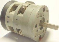 Vačkový spínač VS10 2351 B4, 10A/380V~, 3 polohy 90°