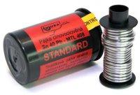 Pájka trubičková 1,5mm 50g 40%Sn 60%Pb+tavidlo MTL (Sn40Pb)