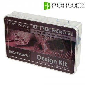 Sada k přepěťové ochraně SLIC obvodů Bourns PN-Designkit-20