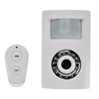Alarm domovní bezdrátový GSM 1D18 - doplňková pohybová kamera pro GSM alarmy 1D11/1D12