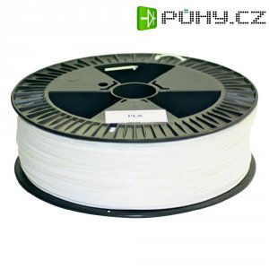 Náplň pro 3D tiskárnu, German RepRap 100274, PLA, 3 mm, 2,1 kg, bílá