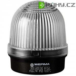 Signální osvětlení Werma Signaltechnik 200.400.00, 12 - 240 V / AC/DC, IP65, transparentní