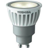 Toshiba E-CORE GU10 6,5 W, teplá bílá, stmívatelná 20 00