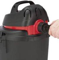 Vysavač pro mokré a suché vysávání ShopVac Super 1300, 1300 W, 20 l, plast