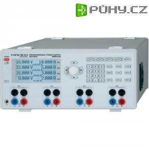 Laboratorní síťový zdroj Hameg HMP4040, 0 - 32 V/DC, 0 - 10 A