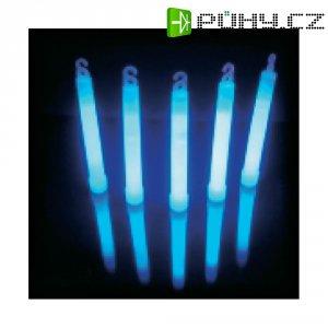 Neonová světelná tyčinka, 15 cm, světle modrá