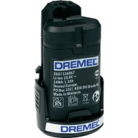Náhradní akumulátor 10,8 V/1,3 AH Li-Ion DREMELR 875