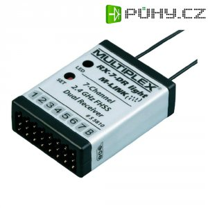 Přijímač Multiplex RX-7-DR Light M-Link, 2,4 GHz