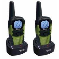 Radiostanice BRONDI FX-400 TWIN zelená BR-FX400PG