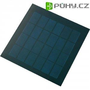 Polykrystalický solární modul 6 V, 650 mA, 3,9 W