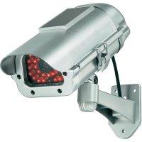 Atrapa kamery se solárním modulem, s IR simulací Renkforce 419706