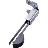 Dveřní kontakt, 1x vyp/(zap), 12 V/DC, 2 A, 90 x 27 x 12 mm, černá
