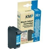 Ink náplň do tiskárny KMP H7 0927,4451, kompatibilní, černá