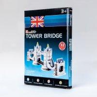 Hlavolam 3D Puzzle papírové Tower Bridge