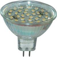 LED žárovka MR16, 8632c22a, GU5.3, 1,7 W, 12 V, 49 mm, teplá bílá