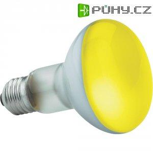Žárovka Paulmann, 25062, 60 W, E27, stmívatelná, žlutá