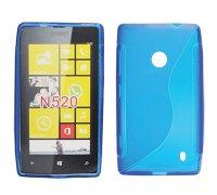 ForCell Zadní Kryt Lux S Blue pro Nokia Lumia 520