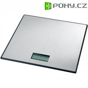 Poštovní váha Maul MAULglobal max. váživost 50 kg rozlišení 50 g na baterii stříbrná