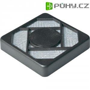 Kryt ventilátoru s filtrační vložkou RCP-T Richco RCP-080-T, 80 x 80 x 6 mm